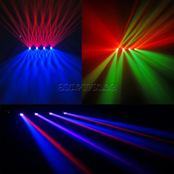 quadra-beam lichteffect
