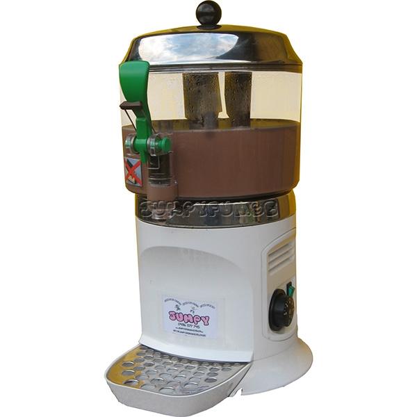 chocoladeverwarmer