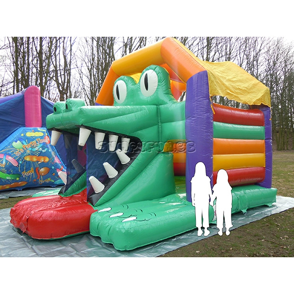 croco-slide springkasteel