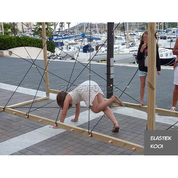 cage a elastique