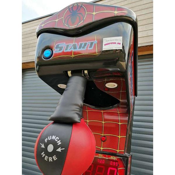 boksautomaat huren